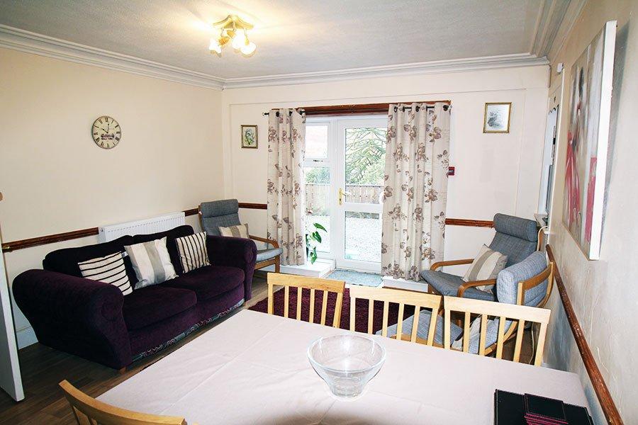 ground floor apartment Cairn View Arrochar
