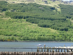 Boat-on-Loch-Long-Arrochar